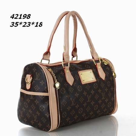 Sac A Main Louis Vuitton Noir
